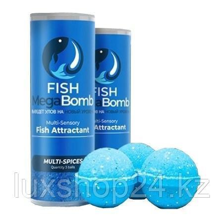 Приманка Fish Megabomb (Фиш Мегабомб)