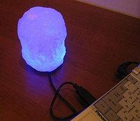 "Солевая лампа MINI  USB ""Скала"""