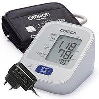 Тонометр OMRON M2 Basic адаптер и универсальная манжета 22-42 см (HEM-7121-ALRU)