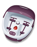 Гидромассажная ванночка для ног FB 21, Beurer, белый/фиолетовый, фото 1