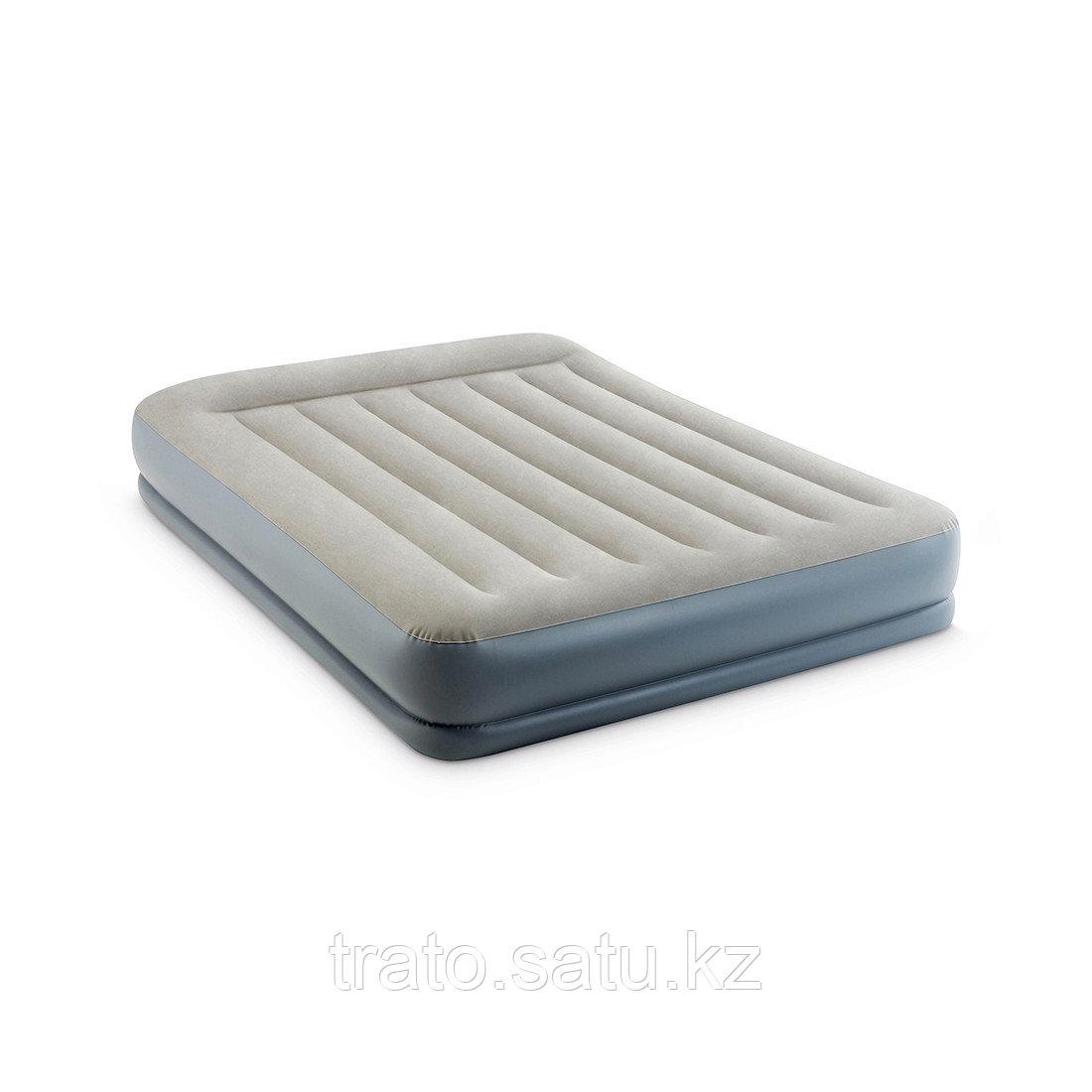 Матрас надувной Intex 203 х 152 х 30 см