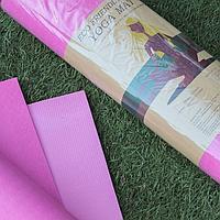 Двухслойные коврики для йоги разного цвета