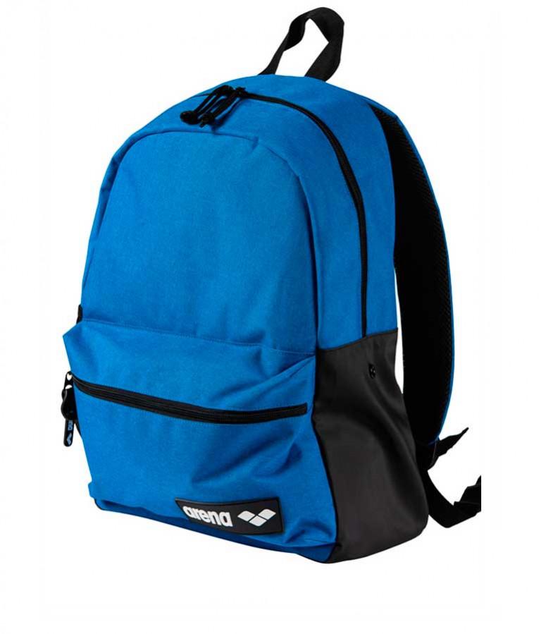 Рюкзак Arena Team 30 Backpack голубой, темно-синий