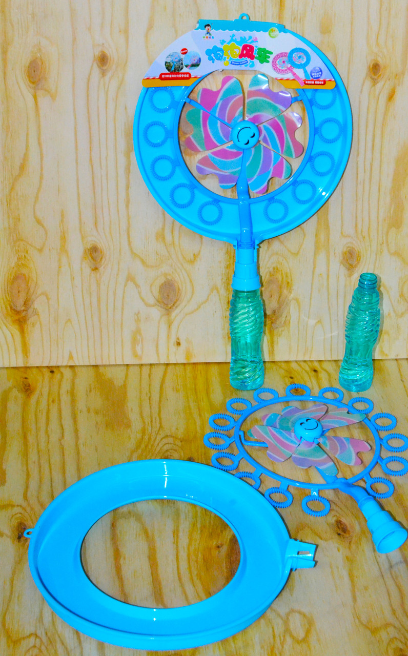 922-666 Вертушка с мыльными пузырями 40*22
