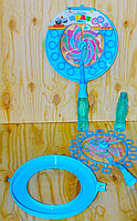 922-666 Вертушка с мыльными пузырями 40*22, фото 1
