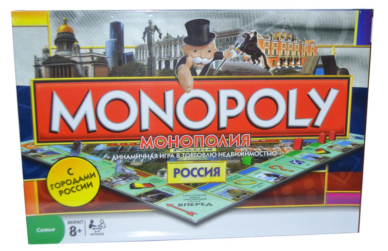 6155 Монополия Россия 40*27