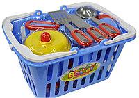 594-56 Посуда с корзиной Basket 25*14