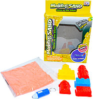 1248 Кинетический песок+формочки (ручка пишет) 20*15