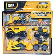 331 Строительная машина из 5 шт 21*19см