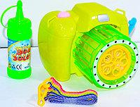 2088-21 Мыльные пузыри Camera Bubble фотоаппарат 24*22см