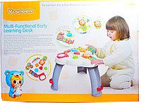 2602 Развивающий стол Youleen для малышей 54*40см