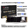 SSD M.2 NVMe 256GB AFOX ME300 Intel