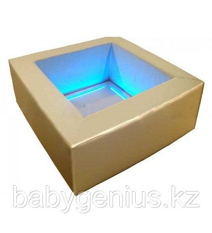 Интерактивный сухой бассейн 150*150см, фото 2