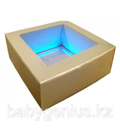 Интерактивный сухой бассейн 200*200см