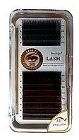 Ресницы AISULU 3D Beautiful Lash D-002 одинарн. C/0.07 мм/10 мм №73385(2)
