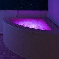 Интерактивный сухой бассейн 1/4 круга 150*150см