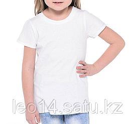"Футболка ""Сэндвич"" (р-р: 24) ""Fashion kid"" цвет: белый"