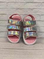 Детские летние сандалии UOVO розовый, 35