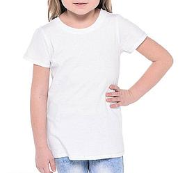 "Футболка ""Сэндвич"" (р-р: 32) ""Fashion kid"" цвет: белый"