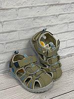 Летние сандалии UOVO,размер 25, серый