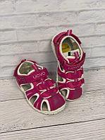 Летние сандалии UOVO 27, малиновый
