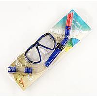 Очки для подводного плавания (маска для дайвинга с трубкой)