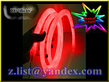 Холодный неон, 220 в 360 градусов, круглый гибкий неон, холодный неон, флекс неон, круглый неоновый шнур, фото 6