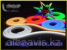 Холодный неон, 220 в 360 градусов, круглый гибкий неон, холодный неон, флекс неон, круглый неоновый шнур