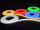 Холодный неон, 220 в 360 градусов, круглый гибкий неон, холодный неон, флекс неон, круглый неоновый шнур, фото 8