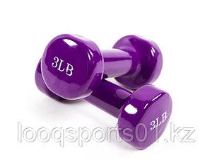 Гантели для фитнеса (3LB + 3LB)