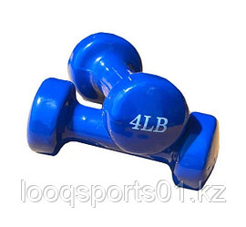 Гантели для фитнеса (4LB + 4LB)