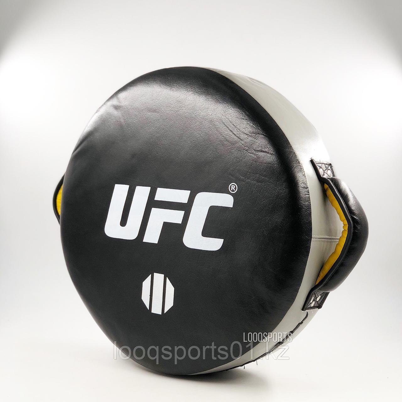 Круглая макивара UFC (лапы для ударов руками)