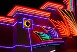 Холодный неон для фасада зданий. матрица 220в SMD 3528, Flex LED Neon , гибкий неон, холодный неон, фото 8