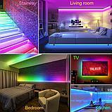 Холодный неон полупрофессиональный матрица 220в SMD 3528, Flex LED Neon , гибкий неон, холодный неон, фото 8