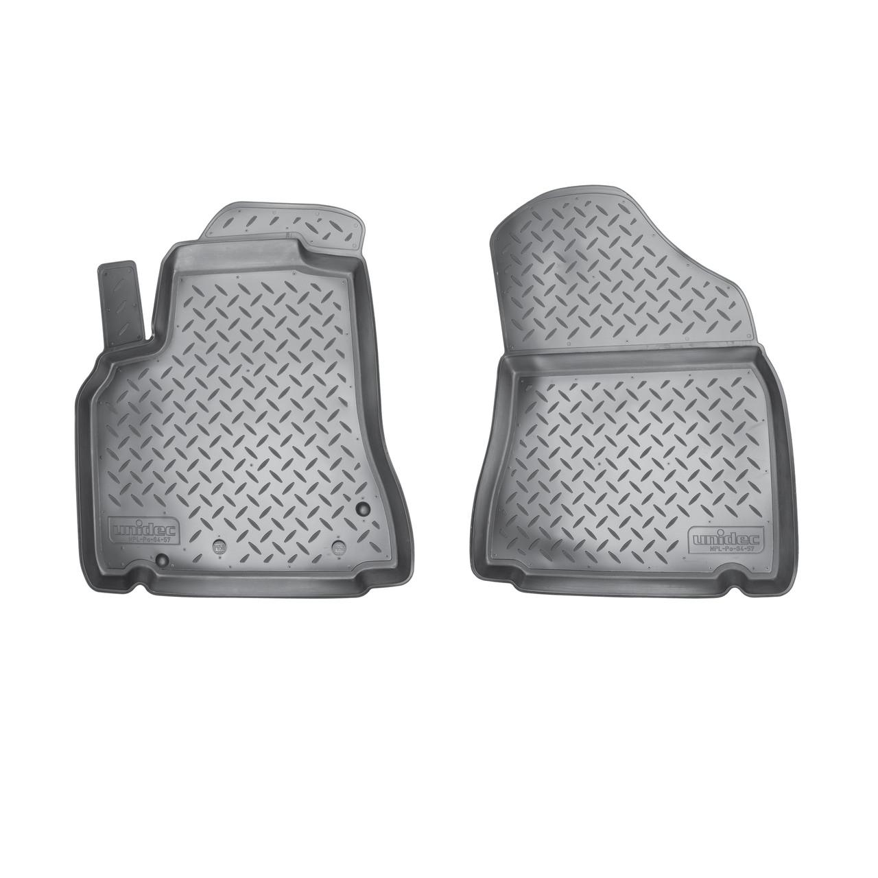 Коврики в салон Peugeot Partner Tepee/Citroen Berlingo (2008-2021) B9, передние