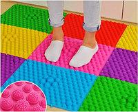 Массажный коврик ортопедический массажер для ног