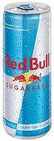 Напиток энергетический RED BULL Sugar Free 250мл