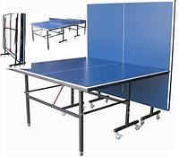 Стол теннис ААА 002 с колесиками