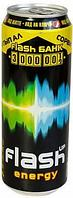 Энергетический напиток Flash energy 0,33 л