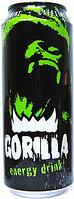 Напиток энергетический Gorilla классический 0,45 л