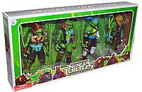 18164 Черепашки ниндзя Ninja Turtles 4 шт в коробке 36*18, фото 1