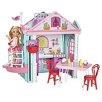 Barbie  кукольный домик Челси, фото 1