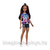 Кукла Барби модница шатенка #112