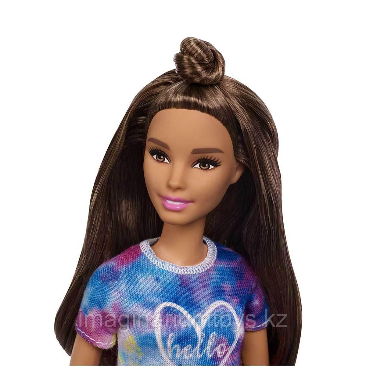 Кукла Барби модница шатенка #112 - фото 2