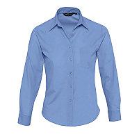 Рубашка женская EXECUTIVE 105, Синий, L, 716060.230 L