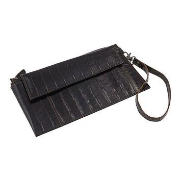 Портмоне женское, отдел для купюр, для монет, для кредитных карт, внешний карман, цвет тёмно-коричневый