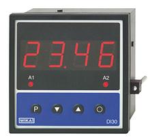 Цифровой индикатор для монтажа в панель DI30