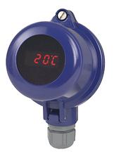 Цифровой индикатор температуры DIH10, DIH10-Ex