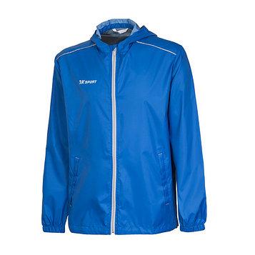 Куртка ветрозащитная 2K Sport Futuro, royal/silver, размер YL