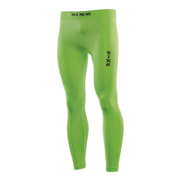 Леггинсы SIXS PNX Color, размер 2XL, зелёный